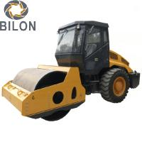 Quality Hydraulic Single Drum Soil Compactor Roller With 8 Ton Capacity for sale