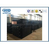 Industrial Water Tube Boiler Economizer For Circulation Fluidized Bed Boiler Heat Transfer for sale