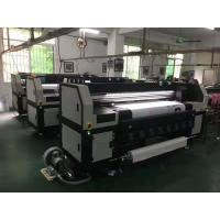 Buy cheap Professional UV Hybrid Flatbed Printers For Home Decoration / Advertising from wholesalers