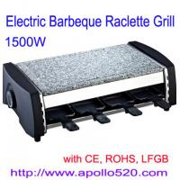 Quality Table Top Raclette Grill 1500W for sale