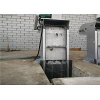Quality Machine Static Screen Wastewater , Wastewater Grit Removal CE SGS Approved for sale