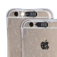 Buy Soft TPU Transparent Apple Cell Phone Cases For iPhone 6s BV SGS Approval at wholesale prices