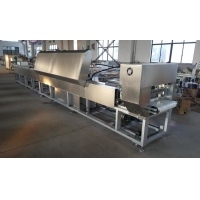 Quality Multifunction PLC Cereal Bar Snack Process Cutting Machine 1000kg/h for sale