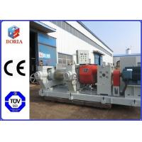 Quality Rubber Roller Mill Mixer Open Mixing Mill 25-50kg Feeding Capacity Per Time for sale