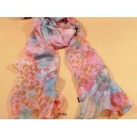 Quality 100% polyester scarf with high quality for sale