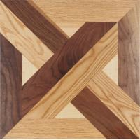 Quality Walnut with maple Europan Wooden Parquet flooring for sale