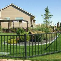 Best Component Steel Fence for Home Depot, Measures 0.9 x 2.4m wholesale