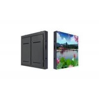 Quality Iron Cabinet SMD3535 Outdoor Fixed LED Display 640*640mm for sale