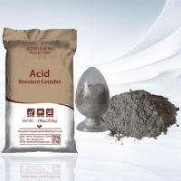 Quality High Liquidity  Acid Resistant Castable for sale