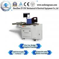 Quality English Interface Auto Die Bending Machine High Precision Stable Performance for sale