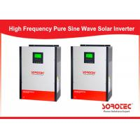 Best On / Off Gird Solar Power Inverters User - Adjustable Charging Current And Voltage wholesale