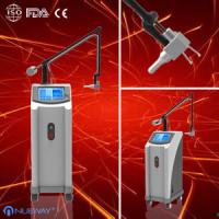 Quality 10600nm Fractional RF Laser Stretch Marks Removal Machine Freckle Whitening for sale