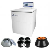Quality BW21R 6x500ml Capacity High Speed Refrigerated Centrifuge With CE / ISO for sale