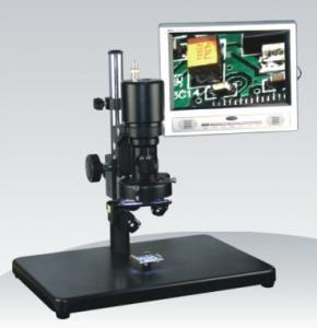 Quality VGA HD digital camera 7X - 200X Magnification Zoom 3D Digital Microscopes / Microscope for sale