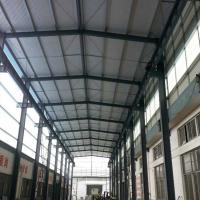 Quality High Custom Long Span Steel Structures For Warehouse Short Fabrication Time for sale