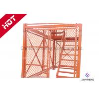 China Box Type Ladders And Scaffold Towers , Lightweight Scaffold Tower With Satety Protecting Netting on sale