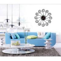 Quality Home Decorative Acrylic Designer Wall Sticker Clocks 10D044 for sale