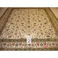 China Handmade Silk Rug on sale