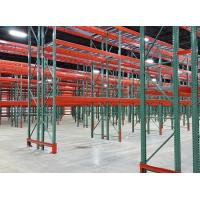 Quality Teardrop Pallet Racking for Heavy Duty Warehouse Storage for sale