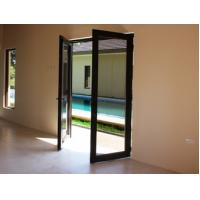 Quality Coating and anodized aluminum profile doors for sale