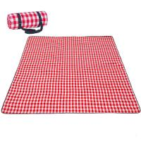 Quality Collapsible Portable Beach Mat Tear Resistant Oxford Cloth Material Made for sale