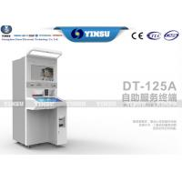 China Bank Self Check In Kiosk Corrosion Resistance And High Speed Running on sale