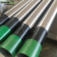 Quality Stainless Steel Pipe Base Screen / Perforated Base Pipe With Screen Jacket for sale