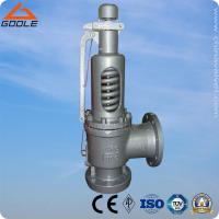 Quality Spring Loaded Full Lift Steam Pressure Safety Relief Valve for sale