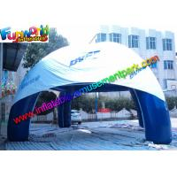 Quality Large Garden Inflatable Party Tent , Dome Advertising Air Marquee Outdoor for sale