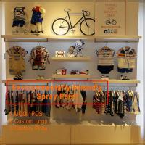 Best High End baby shop garment display rack / kids shoes display rack/  cheap glass display ca wholesale