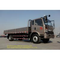China HOWO 4 Ton Light Duty Trucks 4x2 Right Hand Drive Truck Diesel Engine on sale