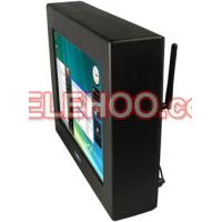 China 3G/Wifi network LCD Advertising Player,Network Lcd Digital Signage Screen on sale