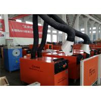 China cutting cleaning dust extraction systems two arms for MAG welding on sale
