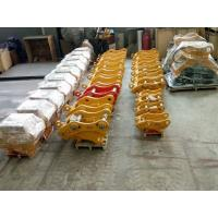 Buy cheap Hydraulic Quick Coupling Connector Mechanical Quick Coupler For Excavator from wholesalers