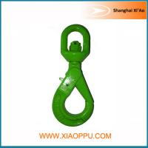 Buy cheap European Swivel Self-locking G80 Rigging Hook from wholesalers