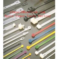 Quality Self locking  Nylon –cable  wire ties zip for sale