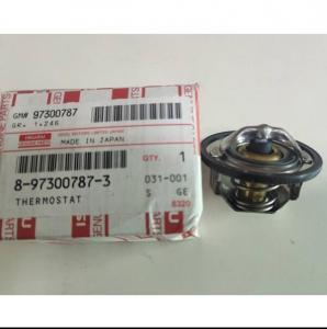 Quality 4HK1 NKR NPR NQR FSR Thermostat 85C for Isuzu 8-97300787-2 8-97300787-3 8973007873 for sale