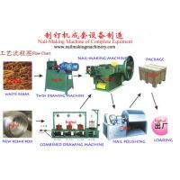 Quality Z94-1C,Z94-2C,Z94-3C,Z94-4C,Z94-5 C 1-6 Inch Common nail/staple/roofing nail making machine in kenya from china supplier for sale