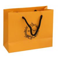 Quality Cheap Custom Printed Luxury retail paper shopping bag Supplier for sale
