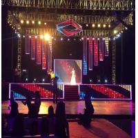 Quality P3 P4 P5 P6 Indoor Led Display Screen For Stage Background / Business Advertsing for sale