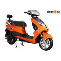 China LCD Display Electric Scooters And Motorcycles With Big Front Disc Brake on sale