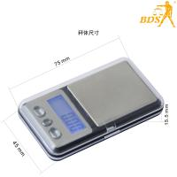 Quality BDS Pocket scale black precision balance 0.01g jewelry weighing scales for sale