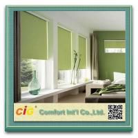 Best Sunscreen Home Textile Fabric , Printed Curtain Blackout Roller Blinds wholesale