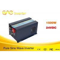 Quality FI-15224 Best price low frequency 1500W pure sine wave inverters charger automatic inverter charger for sale
