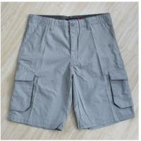 China China garment factory OEM check mens underwear shorts on sale