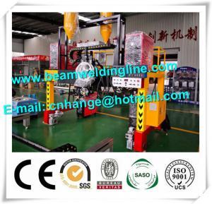 Quality H Beam Horizontal Welding Machine Mechanical Type Tracking Method Gantry Type Trailer for sale