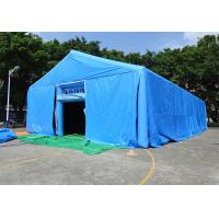 Quality 40*5M Tarpaulin Large Inflatable Tent For Family / Inflatable Party Tent for sale