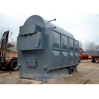 Quality Commercial Biomass Fired Steam Boiler For Chemical Industry / School for sale