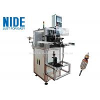 Quality Slot Induction Motor Winding Machine For Motor Rotor Outside Diameter 20 - 55mm for sale