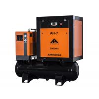 Quality Airhorse 15 hp belt driven Screw air compressor with dryer receiver and filters for sale